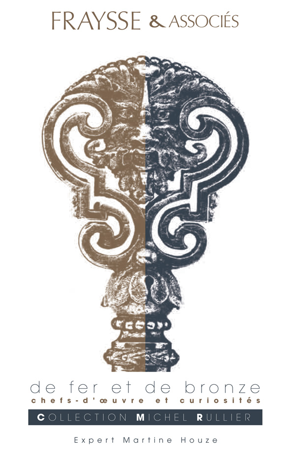 Catalogue de fer et de bronze