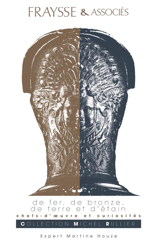 Catalogue de fer de bronze de terre et d'étain 4