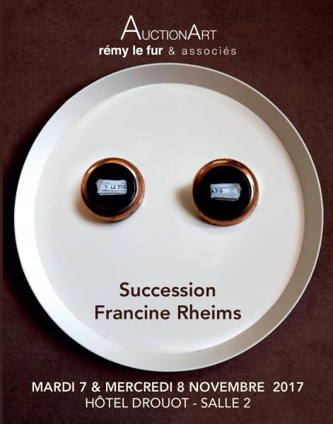 Catalogue Succession Rheims