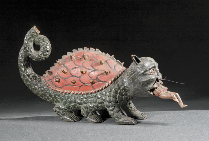 La faramine de Tarascon – sculpture