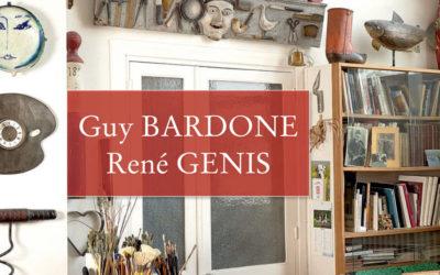 Guy BARDONE & René GENIS