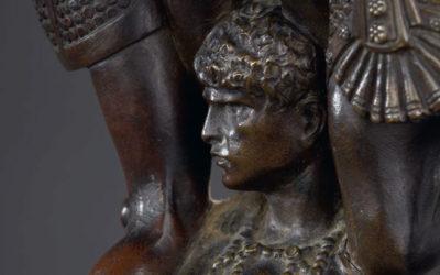 DEBAECQUE – D'OUINCE – SARRAU – dessins et tableaux anciens