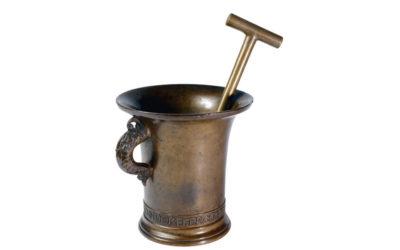 Mortier Autrichien du XVIe