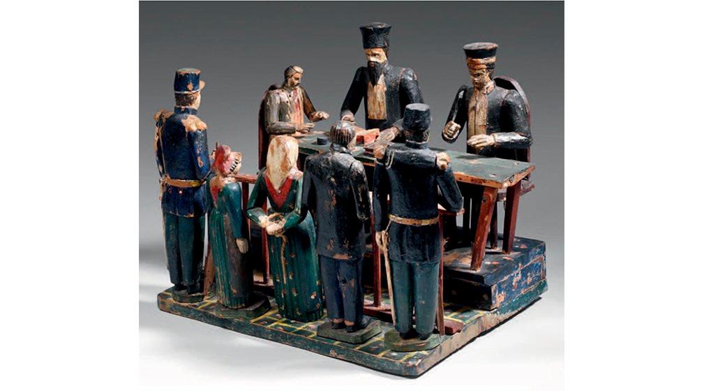 Tribunal de Bessans – jouet animé